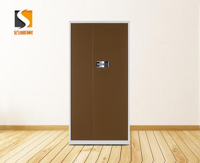 通门保密柜-咖白国宝锁