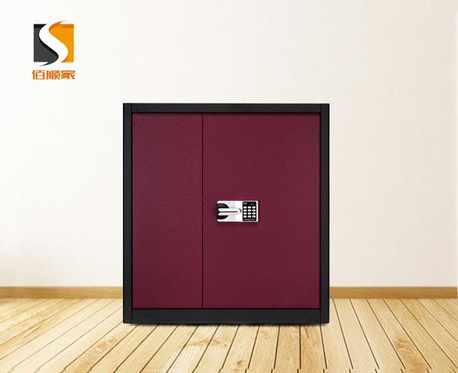 单节保密柜-皮纹国宝锁