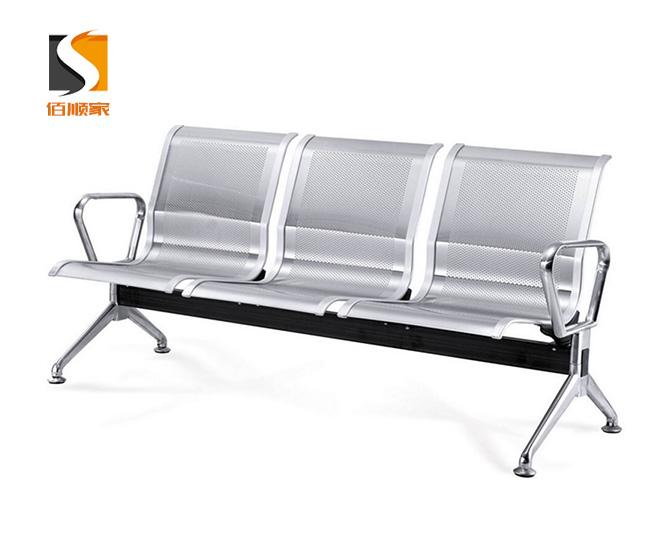 3人位不锈钢排椅