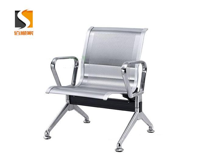 1人位不锈钢排椅